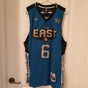 Lebron James 2011 All-Star Jersey